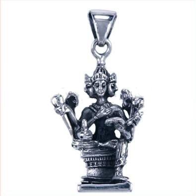 Shiva zittend