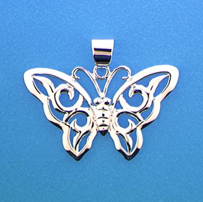 Vlinder filigrain
