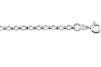 Jasseron armband 15cm kindermaat