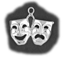 Theatermaskers groot
