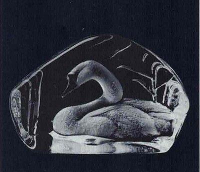 Swan - Mats Jonasson