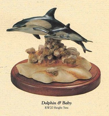 Dophin & Baby