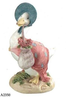 Jemima Puddle Duck with herbs