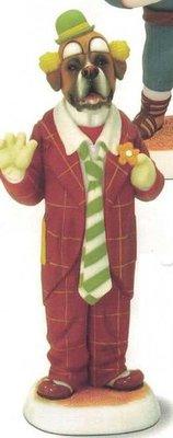 Boxer Auguste Clown