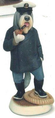 Bearded Collie Merchant Seaman