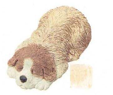 Puppy Brown/ White Snuggles