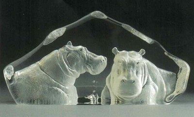 Hippopotamus LE - Mats Jonasson