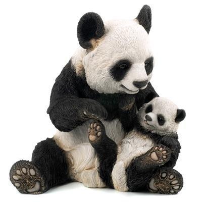 Panda Giant & Cub
