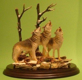 Wolf Forest Edge