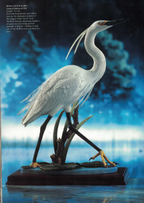 Little Egret - Limited Edition 53 / 500