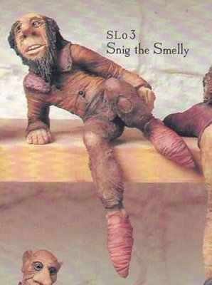 Snig the smelly
