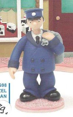 Peter Hazel Postman