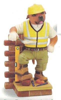 Staffordshire Bull Terrier Builder