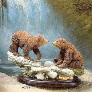 Brown Wild Bears