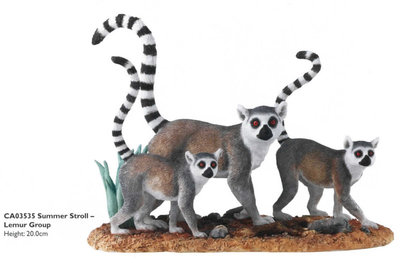 Summer Stroll - Lemur Group