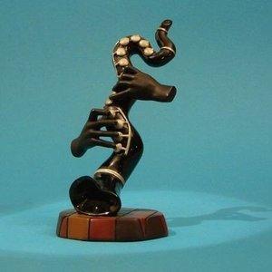 Hands Clarinet