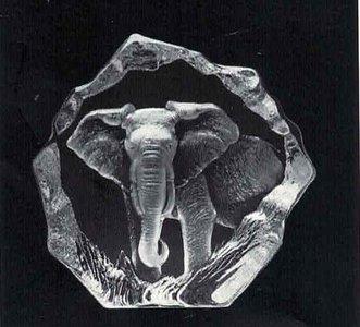 Elephant - Mats Jonasson