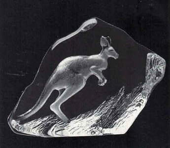 Kangaroo - Mats Jonasson