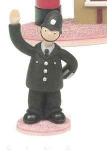 P.C. McGarry Policeman