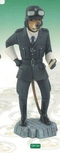 Greyhound Police Motorcyclist