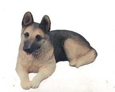 German Shepherd Dog I