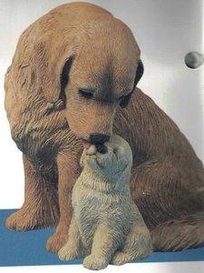 Golden Retriever (&pup)