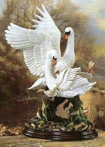 The Royal Swans