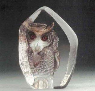 Owl - Mats Jonasson
