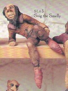snig the smelly