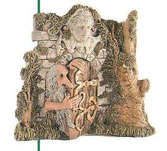 Enchanted Door  sc 1 st  Animal figurines - KoKo Collectables & Enchanted Door - KoKo - Animal figurines