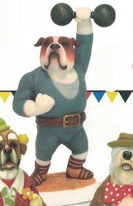 bulldog strongman