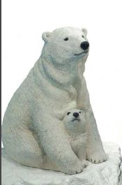 Polar Bear (&Pup)